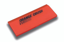 ORANGE CRUSH SQUEEGEE - 5""