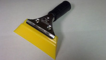 "6"" T-HANDLE YELLOW SQUEEGEE"