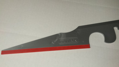 THE TITAN -- RED BLADE SQUEEGEE