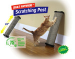 Lean-it Everywhere Scratch Post Wide 20 inch