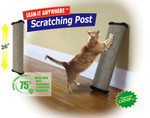 Lean-it Everywhere Scratch Post Wide 26 inch