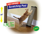 Lean-it Everywhere Scratch Post Wide 38 inch