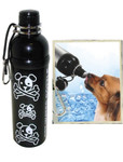 Pet Water Bottle - PIRATE (24 oz), Case of 24