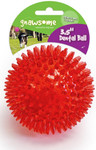 Gnawsome Dental Ball Dog Chew Toy -- Medium 3.5""