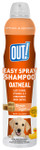 Oatmeal Spray Shampoo
