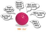 Kitty Babble Ball