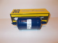 "Liquid Line Filter Drier 163S - 3/8"" ODF Sweat - Solid Core - 410A, R22, 502A, 407C - UL Listed"