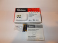 Robertshaw Non-Programmable Thermostat - Horz 1Heat/1Cool/Heat Pump-#RS2110