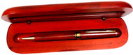 Pen Set Rosewood Single Pen