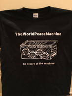 The World Peace Machine T-shirt