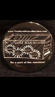 The World Peace Machine Button