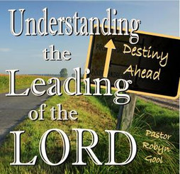 Understanding the Leading of the Lord
