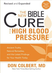 The New Bible Cure for High Blood Pressure