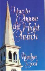 How to Choose the Right Church
