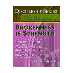 Brokenness is Strength