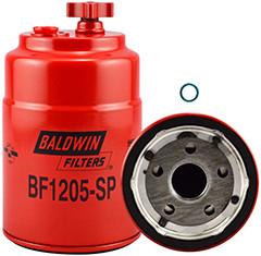 Baldwin Fuel FIlter BF1205-SP - Hudgins Company on baldwin lamps, baldwin cross reference chart, baldwin hardware, baldwin seahawks 29, baldwin amplifiers, baldwin diesel, baldwin interchange fleet quick cross,