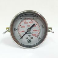 Seal Fast G2510002PSU Pressure Gauge 1,000 PSI