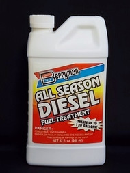 Berryman #3132 All Season Diesel Fuel Treatment 32oz