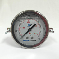 Seal Fast G25602PSU Pressure Gauge 60 PSI
