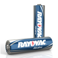 Rayovac Alkaline AA Batteries,  2 Pack