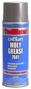 Aervoe Moly Grease, Model# 7041
