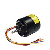 Single Shaft Motor 24V CW - Red Dot Part #150-4731