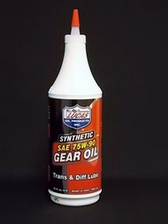 Lucas Synthetic SAE 75W-90 Gear Oil 32 oz #10047