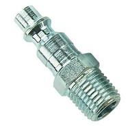 "Milton S733 3/8"" NPT Male M-Style Plug"