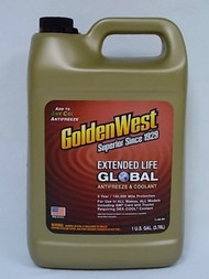 GoldenWest Extended Life Global Anti-Freeze, Gallon