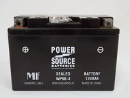 Power Source WP9B-4,  12v Battery, 8Ah
