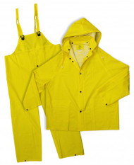 Rainsuit 3 Piece Style, 3X-Large, #14505-3XL