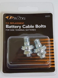 Deka #00325 Battery Cable Bolts