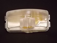 Truck-Lite 15208, 15 Series, Rectangular Sealed Clear License Plate Lamp
