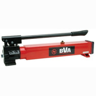 BVA Hydraulics P2001 2 Speed Heavy Duty Hand Pump 122 in 3 Reservoir