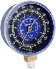 RobinAir #11794 Manifold Gauge Low Side - Blue  (900-1802)