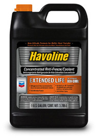 Havoline Extended Life Anti-Freeze/Coolant Dex-Cool