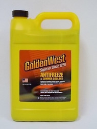 GoldenWest 100% Green Anti-Freeze, Gallon