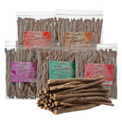 6.lbs All 6 Flavors Licorice Chew Sticks
