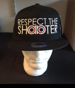 "Unisex ""Respect The Shooter"" Snapback"