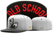 Men's Old School Snapback