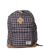 Checker Backpack - Blue