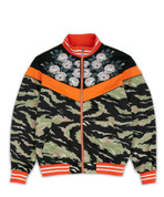 JARDIN TRACK JACKET - CAMO Sz Small Only