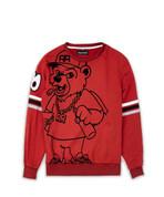 Reason Bear Crewneck SZ 2X