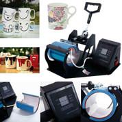 Digital Cup Heat Press