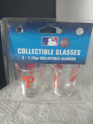 MLB Philadelphia Phillies Shot Glasses