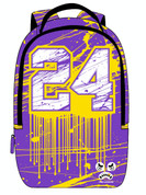 24 Drip Backpack Purple