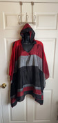 Womens Hooeded Poncho OS Style 20
