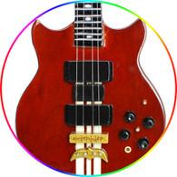 Stanley Clarke Signature Bass Miniature Guitar
