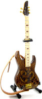 Anthony Wellington Miniature Bass Guitar Replica M Bass Signature