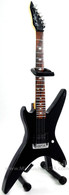 B.C. Rich Stealth Chuck Schuldiner Tribute Miniature Guitar Replica Collectible